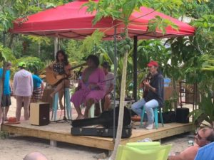 Acoustic Sunset Sessions @ Maho Crossroads